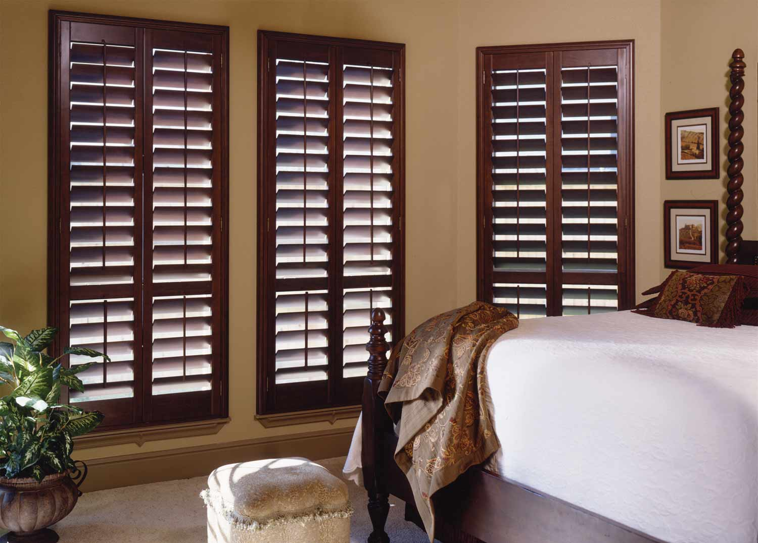 Window Shutters In Salt Lake City Peach Building Products