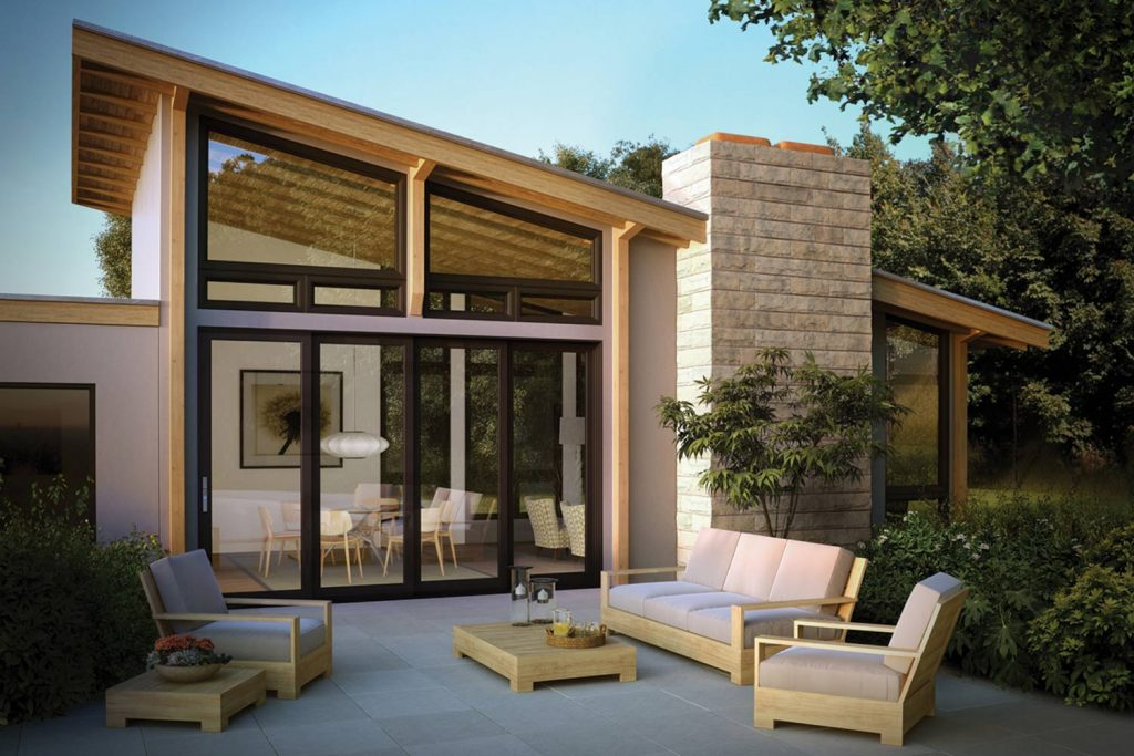 Peach building products windows doors patios for Patio doors with windows