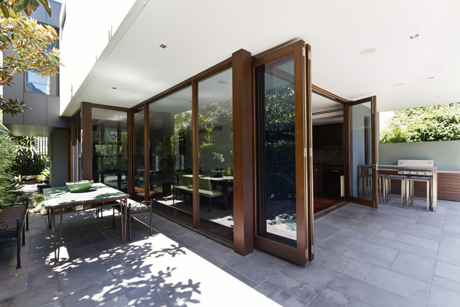 Folding Doors in Salt Lake City | Peach Building Products