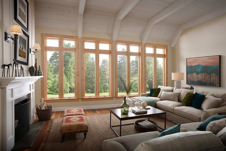 Custom Windows In Salt Lake City Peach Building Products