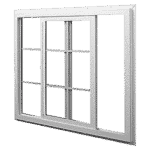 Horizontal Slidering Windows - Peach Building Products Doors & Windows in Utah