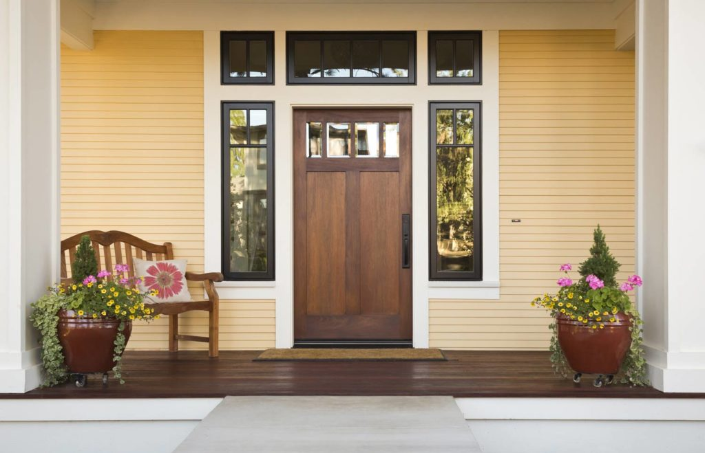 5 Tips To Choosing The Right Front Door Peach Building Products