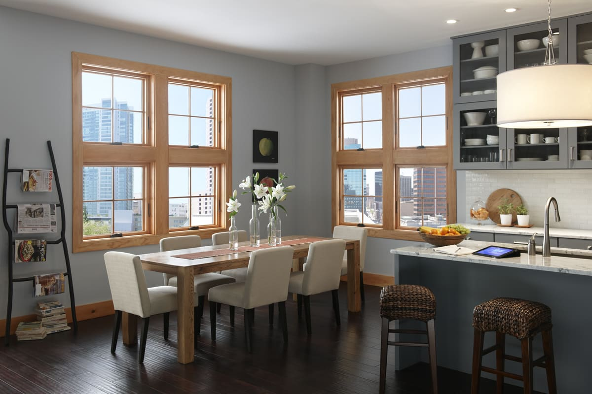 Wood Windows In Salt Lake City Peach Building Products