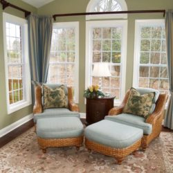 S is for Sunrooms and Spring