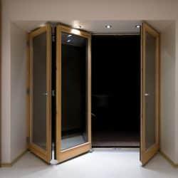 choosing bi-fold stackable folding doors