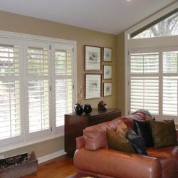 Custom Living Room Blinds in Utah