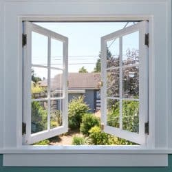 selecting windows new home construction