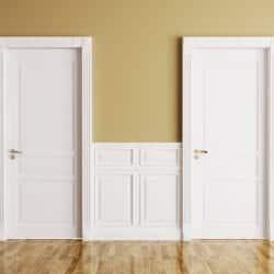 standard door frame component