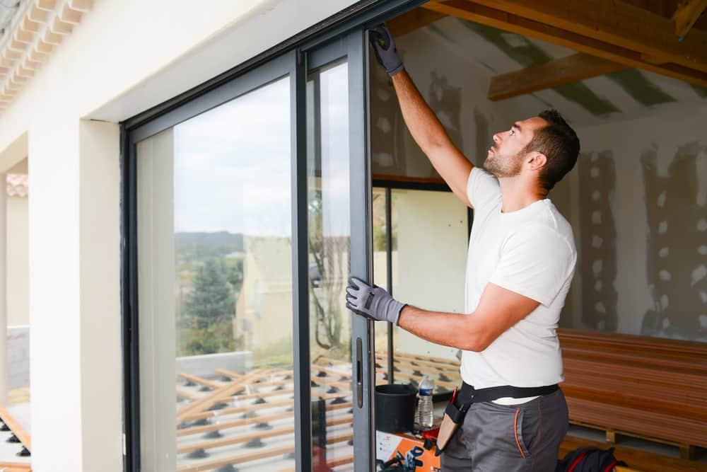 window walls large doors customization